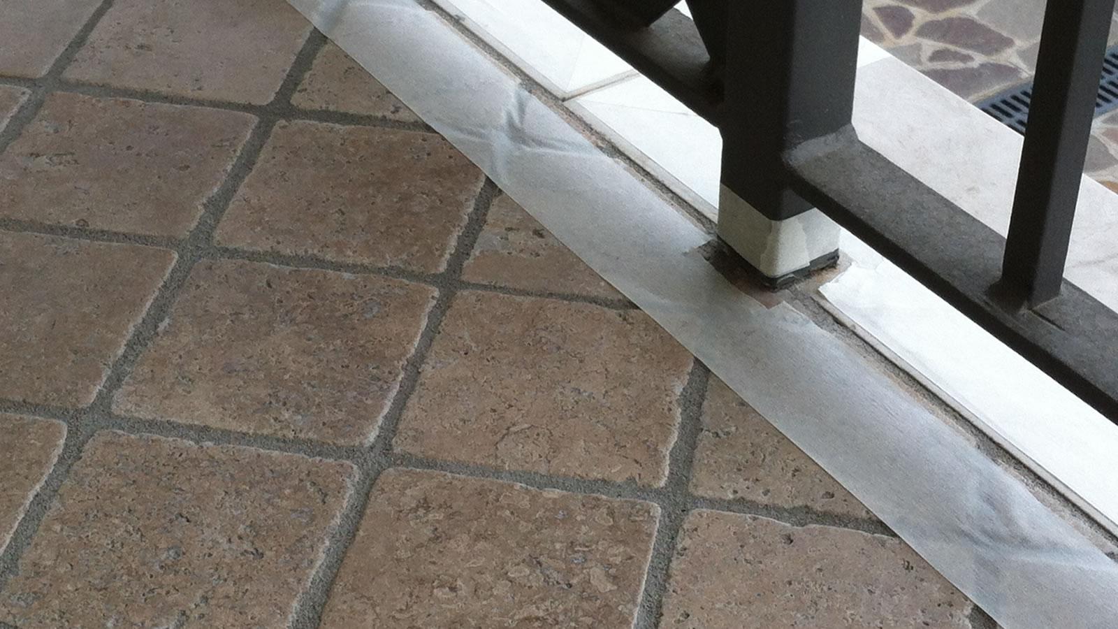 Come Impermeabilizzare Un Terrazzo Pavimentato Brignone Edilizia