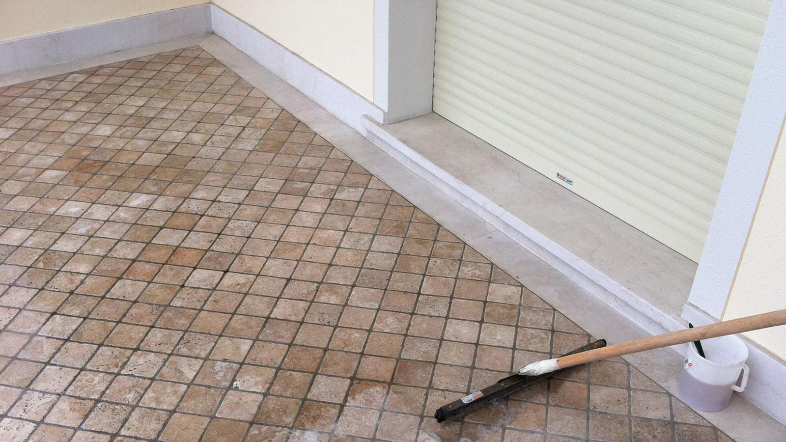 Come impermeabilizzare un terrazzo pavimentato - Brignone Edilizia ...