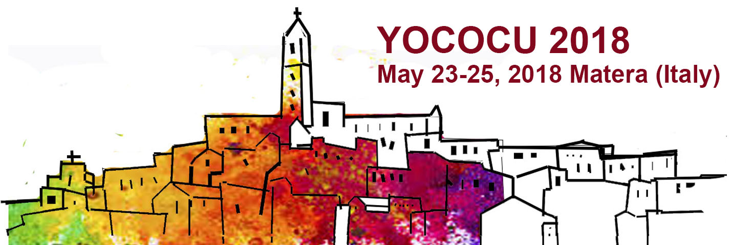YOCOCU 2018 a Matera
