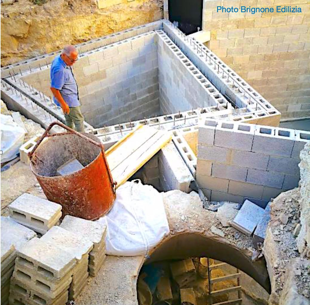 """""""New opening"""" from Malta """"Philip Pace & Sons Ltd and """"Brignone edilizia specializzata"""""""