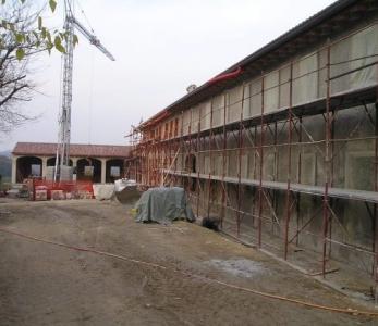 SANAWARME – Risanamento di una muratura con intonaco termoisolante