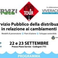 """SERVIZI A RETE """"TOUR 2021"""" Codogne ( TV)"""