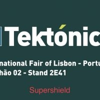 Supershield go!go! Il Salone internazionale dell'edilizia – LISBONA-fiera TEKTONICA