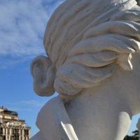 Il Restauro conservativo delle statue delle Quattro Stagioni nell'orto Botanico di Palermo