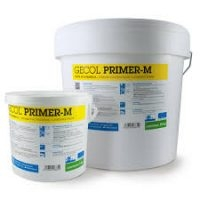 Gecol Primer-M Primer all'acqua
