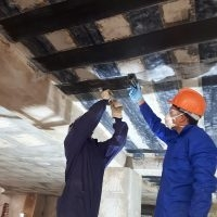 Rilasciati a SEICO COMPOSITI i certificati di idoneità tecnica (C.I.T.) per i sistemi di rinforzo strutturale FRP